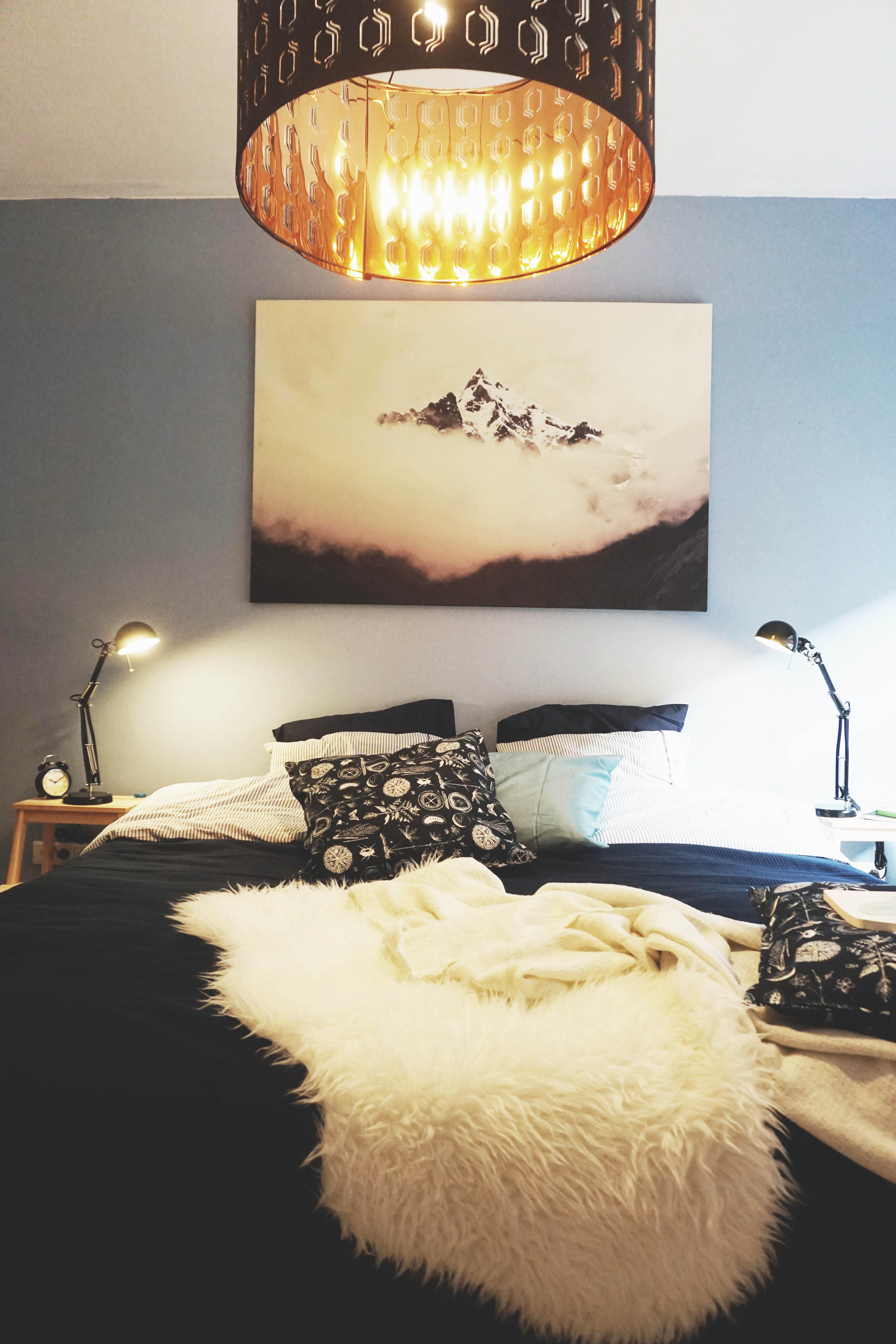 De slaapkamer makeover van reisblogger Niel Van Herck - deel 2