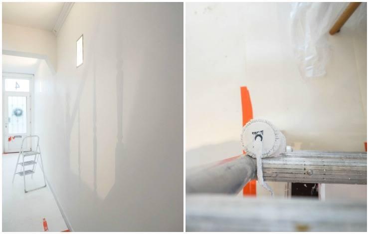 543. De woonkamer schilderen, mijn tips! - Ergenstussenin