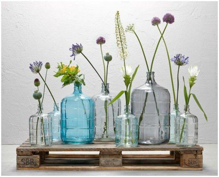 548 trend vazen in alle mogelijke vormen en formaten for Decoratie fles