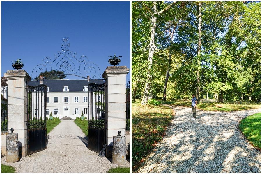 Chateau de la resle slapen in een design sprookje - Chateau de la resle ...