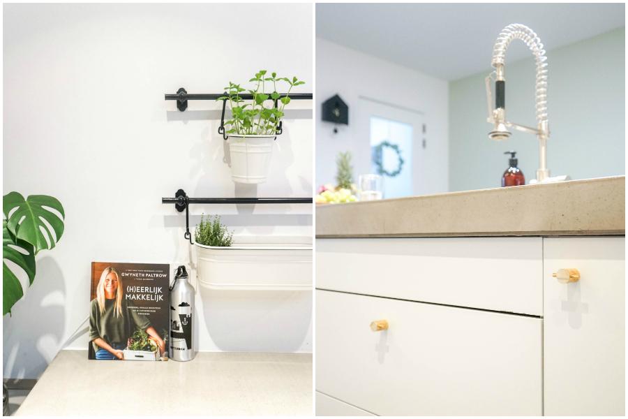 Keuken rood verven eiken keuken laten schilderen de keuken schilderen tips en idee taupe - Keuken kleur idee ...