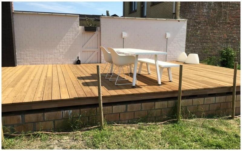 565. Het terrasproject: zelf je houten terras aanleggen!